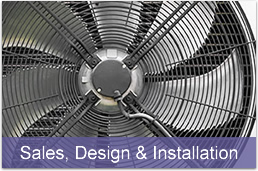 Sales Design And Installation of Air Condition Systems