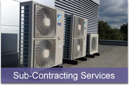 Air Condition Systems Sub Contractor